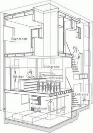 underground house plans. Delighful Underground House In Futakoshinchi  Tato Architects For Underground Plans R