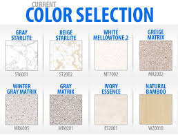 Color Selection High Pressure Laminate Surfaces