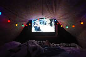 Build A Blanket Weekend Activity Build Your Own Epic Blanket Fort