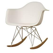 Modern Rocking Chair Mid Century Rocking Chair