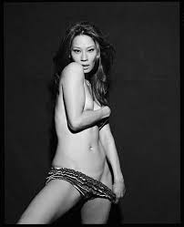 Lucy Liu Sexy Topless 9 Photos TheFappening