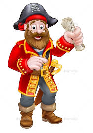 Image result for Pirate captain