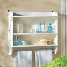 white lite bathroom wall shelf furwoodd