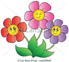 picture of cartoon flowers. Unique Cartoon Intended Picture Of Cartoon Flowers O
