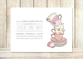 Tea Party Invitations Free Template Afternoon Tea Ticket Templates Jtmartin Co