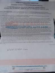 photo of firestone plete auto care sunnyvale ca united states do not
