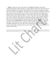 Chapter 10 Summary Lit Chart