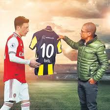 Fenerbahçe'nin yeni Alex'i Mesut Özil! - Spor Haberi
