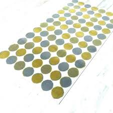 grey and yellow circle rug flooring direct circles area round bath modern rugs contemporary for the pink yellow circle rug