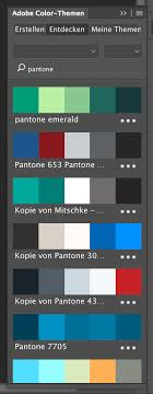 Adobe Pantone Color Chart How To Find A Pantone Color In Illustrator Graphic Design
