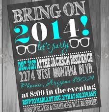 Design Party Invitations 10 Creative New Years Eve Invitation Card Designs