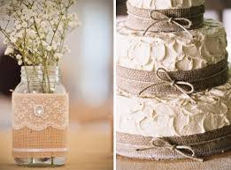 Gorgeous Wedding Ideas Using Burlap Decorating With Burlap For Weddings On  Decorations Beautiful