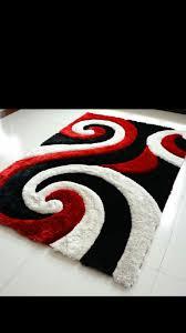 red black red black rug 2018 modern area rugs