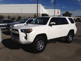 Post your 5th Gen Super White T4r photo - Page 19 - Toyota 4Runner ...