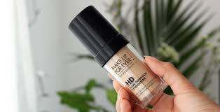 make up for ever hd foundation review and demo