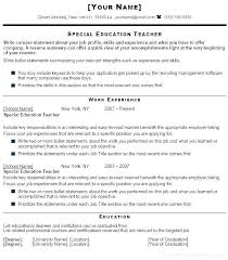 Teacher Skills For Resume Simple Preschool Teacher Resume Sample Skills Section Format Samples
