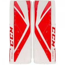 Ccm Leg Pad Sizing Chart Ccm Premier Ii Pro Senior Goalie Leg Pads