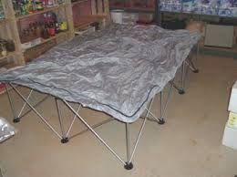 Temporary Shelter Bedding