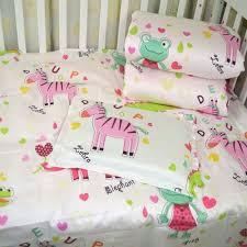 100 cotton handmade baby bedding crib