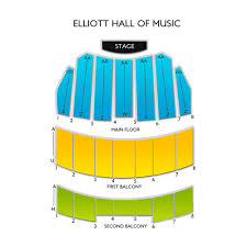 Purdue Elliott Hall Seating Chart Blue Man Group West Lafayette Tickets 2 20 2020 7 30 Pm