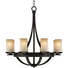 amber scroll 35 1 2 wide chandelier com throughout franklin iron works decorations