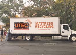 mattress recycling. Mattress Recycling