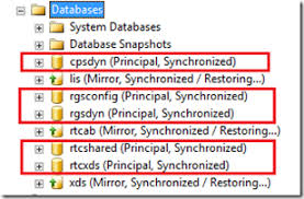 Lync 2013 Sql Mirroring Troubleshooting – The Lync Dude