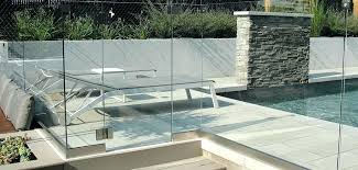 glass pool fencing fence cost