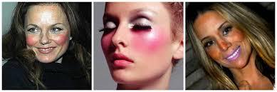 Resultado de imagem para fazer a maquiagem na iluminação errada