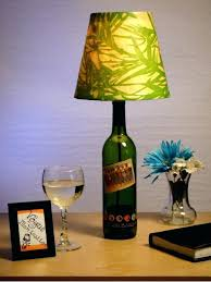 tiki lamp shade ways to make a wine bottle guide patterns shades .