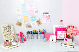 decorating office desk. Diy Office Desk Decor Home Organization Ideas Youtube Make You On Decorating