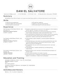 Modern Resume Skills Section How To Write A Resume Writing A Resume Resume Now