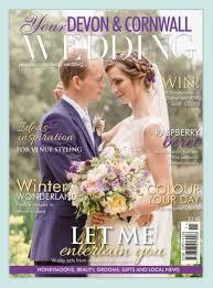 Your Devon Cornwall Wedding Magazine Jennifer Jane Photography