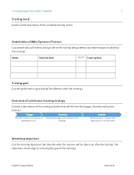 Training Templates For Word Sample Sign Off Sheet Onourway Co