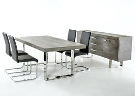 grey dining table rustic modern server wash round