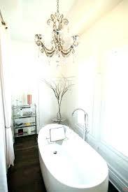 mini chandelier white bathroom tadpoles mini chandelier white