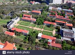 rice university campus aerial. Simple University Aerial Of The Rice University Main Campus  Stock Image Intended Campus