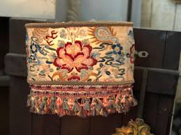 beautiful hanging fringe light fixture 74 dallas vintage market dealer 477 forestwood antique mall 5333