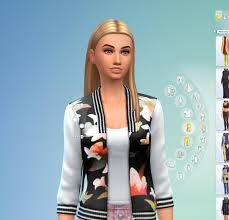 I had a go at making Villanelle from Killing Eve : Sims4