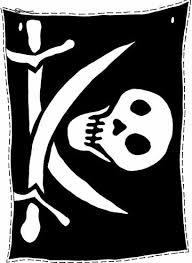 Kleurplaat Piratenvlag Kleurplaat Piratenvlag Afb 25978