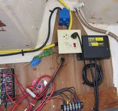 new old boat got a few questions sailboatowners com forums i m also wondering abou the placement of the washdown hose and connector directly above the electrical panel in the upper left corner of the pic
