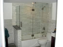 there are many new shower door and tub enclosures