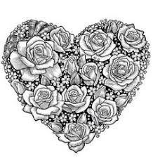 Small Picture Project For Awesome Flower Coloring Pages For Adults at Coloring