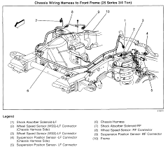 2001 chevy wire connector silverado 4x4 z71 wire diagram graphic