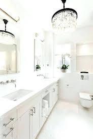 chandelier for bathroom recent mini chandelier bathroom lighting intended for classic pendant chandelier bathroom lighting ideas