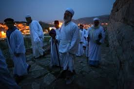 Passover: The Annual Israelite Samaritan Sacrifice and Festival