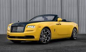 Bespoke Car Design Rolls Royce Turns Cars Into Art Through Its Bespoke Process
