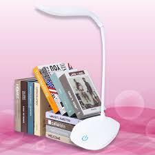 Review đèn bảo vệ mắt để bàn chống cận, đèn học mini cảm ứng 3 chế độ không  tỏa nhiệt