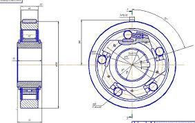 Модернизация вспомогательного тормоза буровой лебедки ЛБУ  Все разделы Нефтяная промышленность