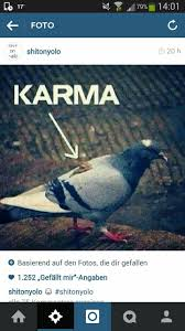 Spruche Karma